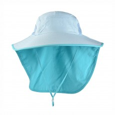 Summer Sunbonnet for Women, Quick Dry Sun-proof Sun Hat, for Outdoor Activities Climbing Beach