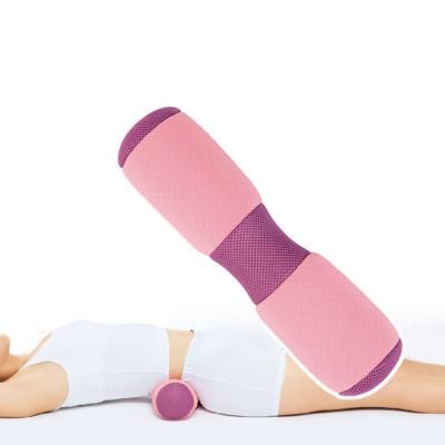 Yoga Pillow Breathable Hip Pelvis Multifunctional Pillow Cervical Lumbar Health Care Pillow Neck Pillow for Yoga Office Car