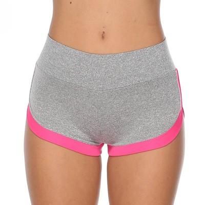 Women Workout Running Shorts Breathable Active Yoga Gym Sport Shorts Fashion Sportswear