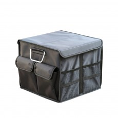Durable Storage Box for Car & Home, Foldable Utility Box for Car, Vehicle-mounted Non-slip Bottom Sorting Box L S Size