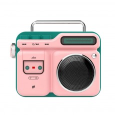 Mini Retro Radio Bluetooth Speaker Portable Vintage Radio High Definition Audio BT 4.2 Bluetooth Speakers