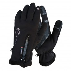 Winter Gloves Warm Waterproof Anti-wind Touch Screen Gloves for Running Hiking Climbing Skiing for Men Women