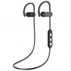 Ear-mounted Sports Headphones, Wireless Bluetooth Headsets Compatible with PC, BOOK, PAD, PHONE