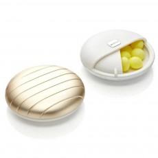 Portable Mini Medicine Box for Medicines or Pills Storage Stylish Small Size Storage Case Creative Storage Box