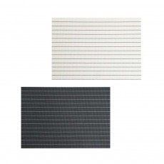 Place Mat PVC Waterproof Thicken Heat Resistant Modern Simple Table Mat European Style Heat Insulation Mat for Household