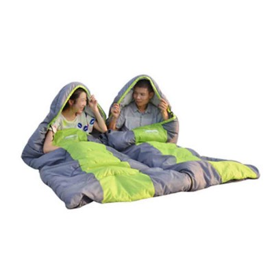 Lightweight Sleeping Bag Camping Hiking Essential Warm Two Man For S Family Friendly