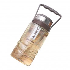 Plastic Space Bottle for Outdoor Sports Super Large Capacity Water Cup Big Size Sports Use Water Cup Brand Powcan Capacity 1000/1500/2000ml