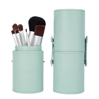8 pcs Makeup Brushes Set with Holder, Soft Cosmetic Brush Tool for Makeup with Storage Case