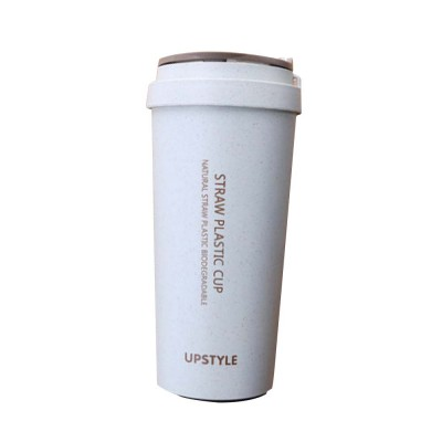 Wheat Straw Cup, Female Student Fresh Creative Simple Cup, Personalized Plastic Portable Cup