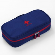 Mini Travel First Aid Bag Kit for Emergency & Survival Situations, Outdoor Medical Survival Bag Medicine Storage Pouch