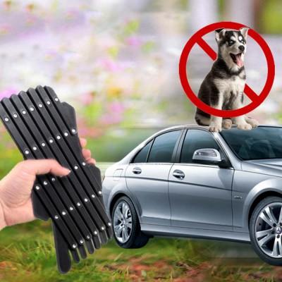 Expandable Car Window Gate Vent Universal Window Ventilation Safe Guard  Grill for Pet Kids