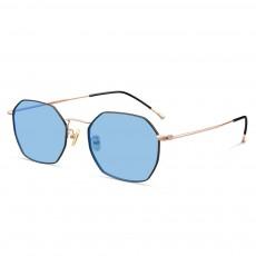 Pulais Sunglasses 2019 New Custom Women Sun Glasses Polarized UV Protection With Nose Pads Metal Ultra Light Fashion Sunglasses