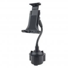 Vehicle-mounted Mobile Phone Bracket, Soft Rubber Stand Suitable for Most Mobile Phone Center Control Cell Phone Holder