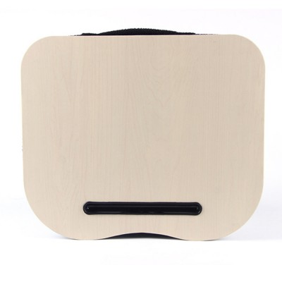 Lightweight Laptop Pad Portable laptop Lap Desk Fashion Cushion Laptop Stand for Home, Coffee Shops, Dorms, Airports, Hotels