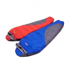 Thicken Hollow Cotton Adult Sleeping Bag, Outdoors Camping Hiking Essential Warm Sleeping Bag