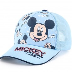 Cute Disney Carton Painting Children Sunhat, Flexible Sun Hat Comfortable Prevent Sunburn Cap for Kids
