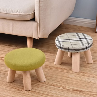 Solid Wooden Legs Small Round