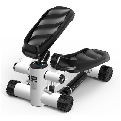 Mini Stair Stepper Exercise Equipment Under Desk for Home Use, Combustible Grease Treadmill to Keep Healthy