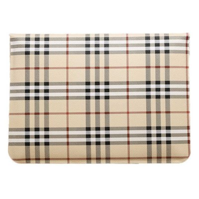 Compatible For 2018 Macbook Air 13.3 Pro 15Case Apple Laptop Sleeve, Soft Smooth PU Leather Mac Book Computer Protective Pouch Case