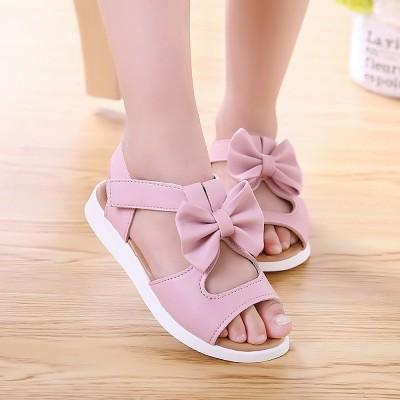 Lovely Stylish Children Girls Sandals