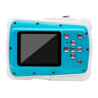 Delicate Portable Breaking-proof 3M Waterproof Children HD Digital Camera 21 Million Pixels Cam for Kids