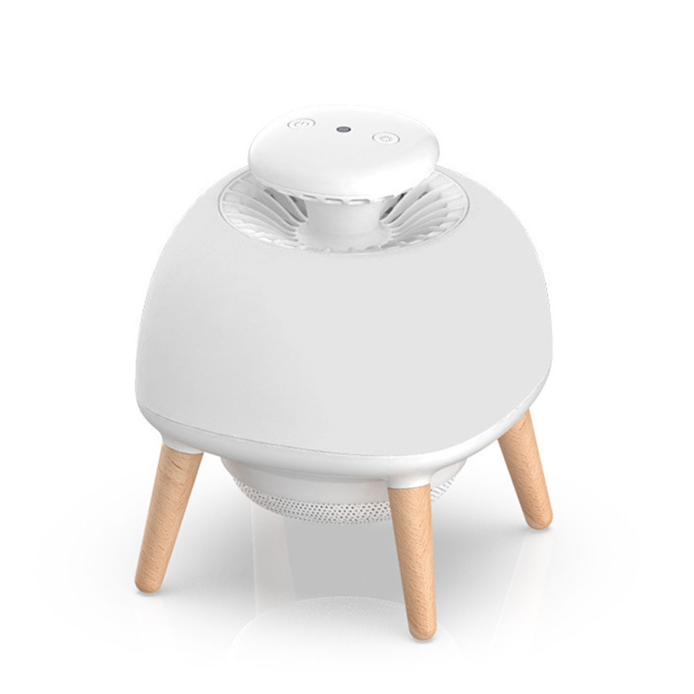 Silent Mosquito Repellent for Baby Pregnant Women Elderly Intelligent Light Control Mosquito-killing Lamp