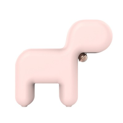 Cute Delicate Dog Bedroom Bedside Night Light Large Capacity Energy-saving LED Baby Comfort Lamp