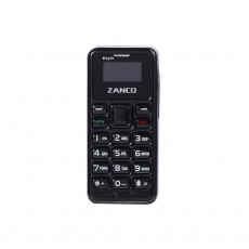 Zanco Tiny T1 Mini Cell Phone Black Technology Creative Lovely Little Gift Spare Cell Phone