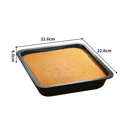 Square Cake Mould, Nonstick Baking Mold, Baking Mold, Durable Non-stick Functional Cake Mould, Handmade Tool