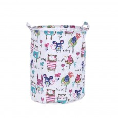 Storage Bucket Dirty Clothes Bag, Stackable Dirty Clothes Bag, Standing Toy Storage Bin, Sundries Storage Basket