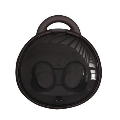 Small Portable Cute Carton Wireless Charging Tank Bluetooth Headset Intelligent Noise Reduction Sports Earphone Earmuffs