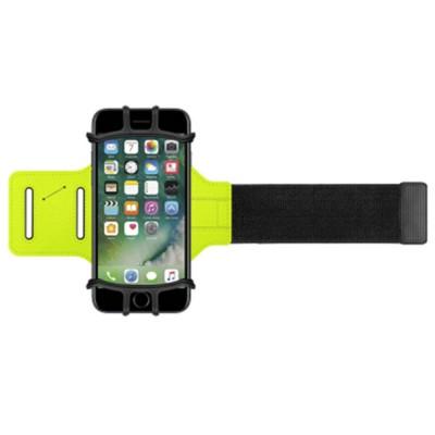 Multifunctional Portable Outdoors Running Mountain Climbing Gym Sports Unisex Luminous Night Light Rotatable Arm Bag