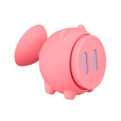 Portable Bluetooth Speaker for Outdoors Household Use Waterproof Cartoon Pig Loudspeaker Mini Picture Shooting Loudspeaker Box