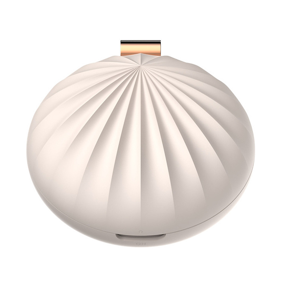 Portable Aroma Diffuser for Mobile Officing Bedroom Use USB Chargeable Aerosol Dispenser Shell Designed Mini Vehicle-mounted Nebulizing Diffuser