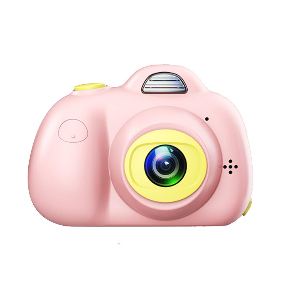Children Digital Single Lens Reflex Creative Gift Household Use Broken-resistant Twin Lens Toy Camera Mini Funny Kids Digital Camera