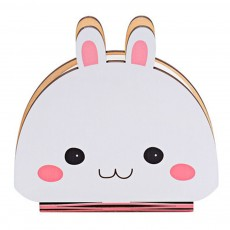 Cute Carton Pumpkin Panda Creative Foldable Book Model Bedside Lamp Portable Rechargeable Colorful LED Light