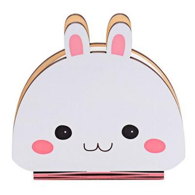 Cute Carton Pumpkin Panda Creative Foldable Book Model Bedside Lamp Portable Rechargeable Colorful LED Light