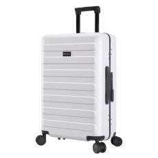20 / 18 inch Noiseless Universal Wheel Suitcase for Travelling Wear-resistant Anti-scratch Code Case Interlayer Zipper Pocket Boarding Travelling Square Trolley Case