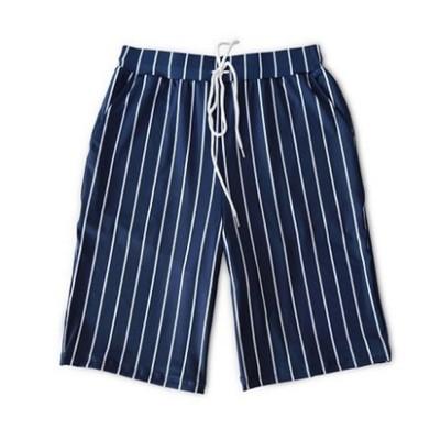 Men Beach Pants Swim Trunk Half Size Colorful Patterns Waterproof Loosing Shorts For Swimming Beach Spring Summer