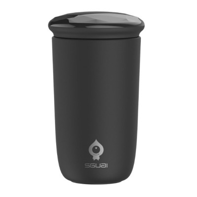 Delicate Portable Anti-scald Stainless Steel 55℃ Quick Cooling Cup with Intelligent Touch LCD Screen Water Clock