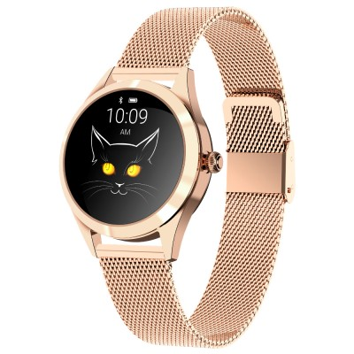 1.04 inches Women's Smartwatches with IP68 Water Resistant, Sleep Monitor Heart Rate Monitor for IOS Android