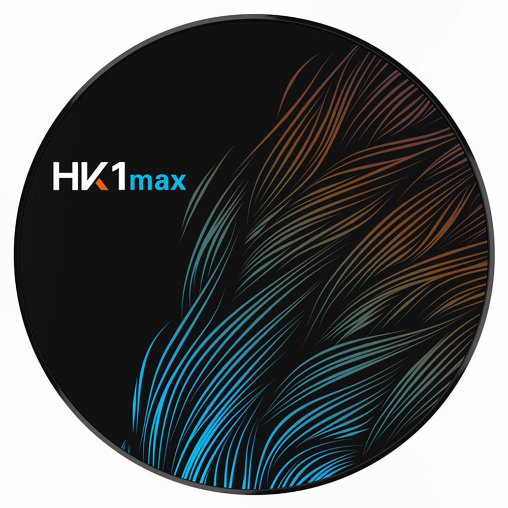 HK1 MAX TV Box RK3318 Voice Control Player Android 9.0 4K Wifi TV Box 4GB 64GB 32GB