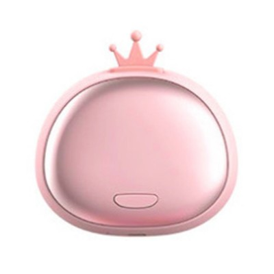Portable Cute Carton Queen King Hand Warmer Winter Autumn Outdoors Mobile Phone Power Bank
