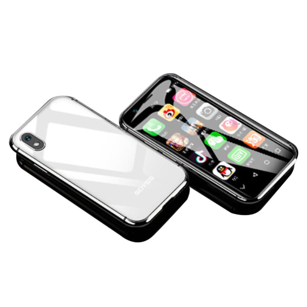 Portable Creative Mini Pocket-sized Ultra-thin Smartphone 4G HD Small Mobile Phone with Quad-core Processor