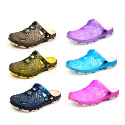 Clog Shoe Comfort Anti-slip Casual Water Shoe Beach Footwear Summer Slippers Sandal for Men Women