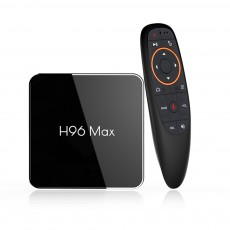 H96 Max X2 S905X2 TV BOX 4GB DDR4 RAM 64GB ROM 5G WiFi USB3.0 Smart 4K Android 8.1 Box Voice-control