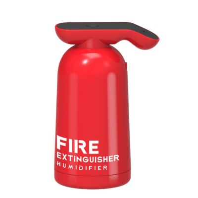 Mini Fire Extinguisher Humidifier for Office Bedroom USB Rechargeable Portable Hydrating Sprayer Environment-friendly Vehicle-mounted Humidifier
