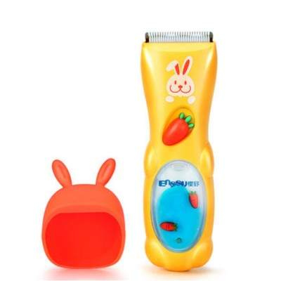 Children's Electric Push Cutter Shaver Silent Waterproof Baby Shaver Rechargeable Baby Hair Tool Machine