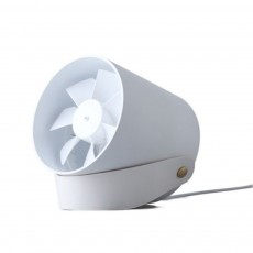 Feather Mute Mini Fan Small USB Fan Computer Mobile Phone Office Desktop Rechargeable Smart Touch Air Cooler Portable Fan