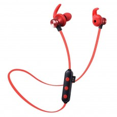 Waterproof Sport Bluetooth Earphone Magnetic Support TF Card XT-22 Wireless Sports Bass With Mic